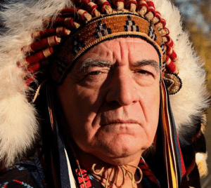 Chief Phil Lane Jr. • Canada
