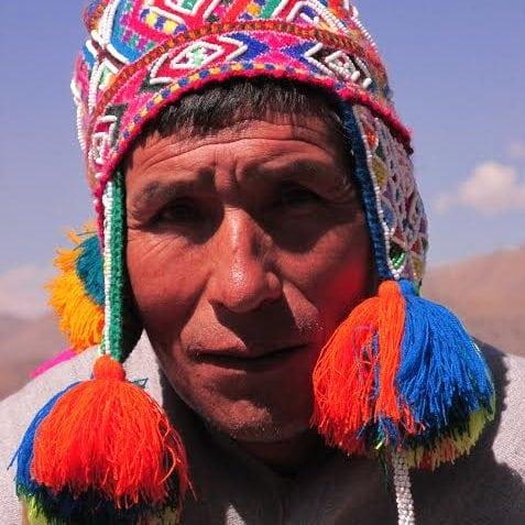 Juan Gabriel Apaza Lonasco, Spiritual Elder • Peru