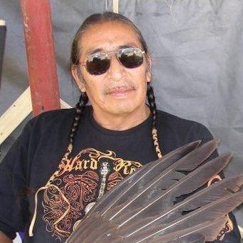 Dave Swallow, Jr. Lakota Elder, South Dakota, United States