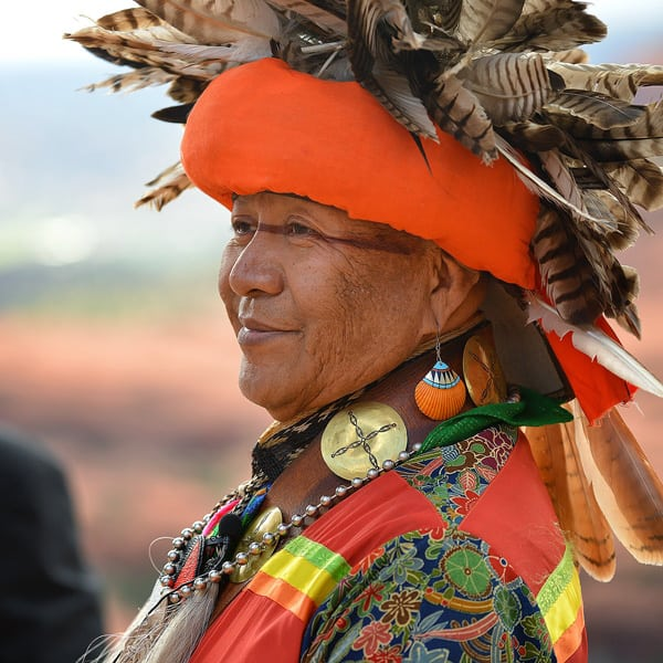 Uqualla • Spiritual Elder & Cultural Ambassador • Arizona, United States