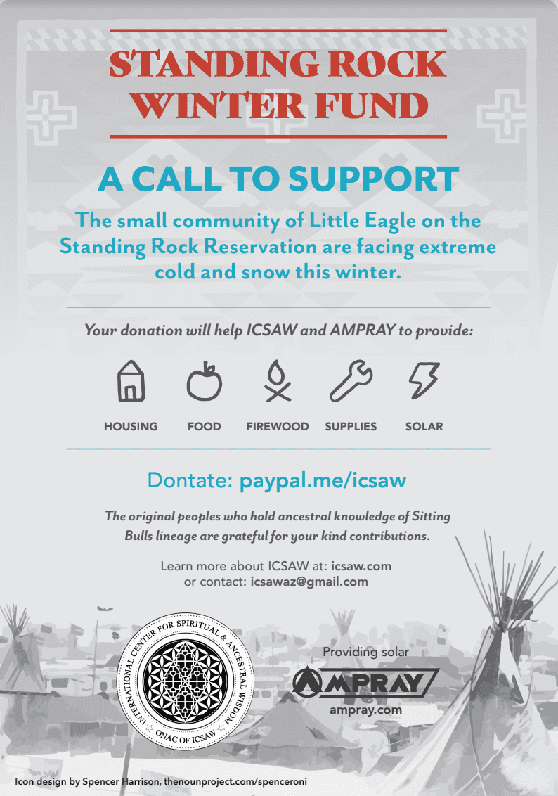 Standing Rock Winter Fund